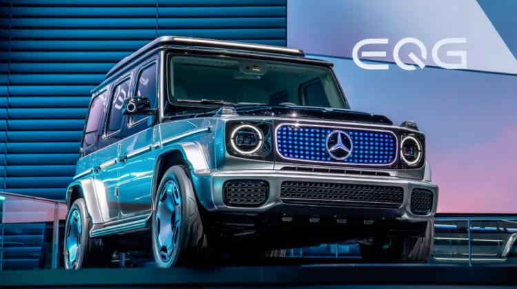 VIDEO Mercedes-Benz G-Class a devenit electric! Cum arată și ce capacități legendare are noul EQC