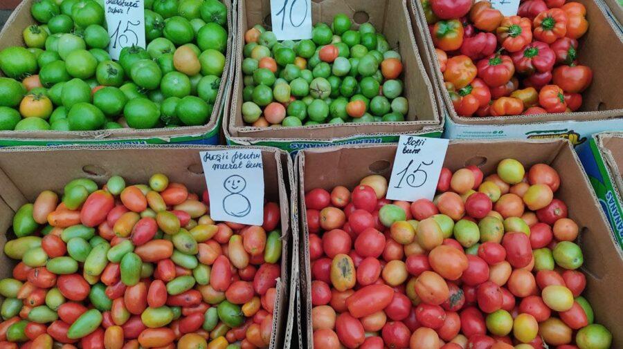 FOTO Bogate-s toamnele-n Moldova! La Piața Centrală azi găsim și ridiche! Cât achităm pentru un kilogram?