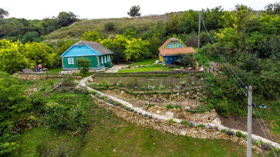 FOTO Turismul rural, în floare! La Pohrebea a fost deschis și un Centru de informare și instruire turistică