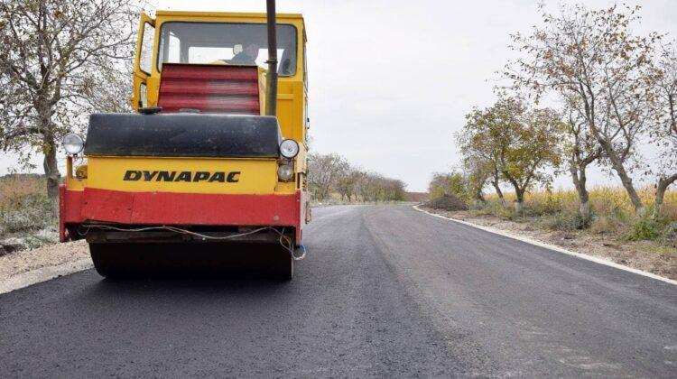 """Cel mai amplu proiect de construcție a drumurilor din Orhei, lansat de echipa Partidului """"ȘOR"""", este aproape de final"""
