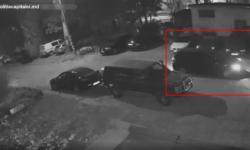 """VIDEO Și-a """"furat"""" mașina proprie, iar apoi a făcut un denunț. Bărbatul urmează să culeagă """"roadele"""". Ce zice poliția"""