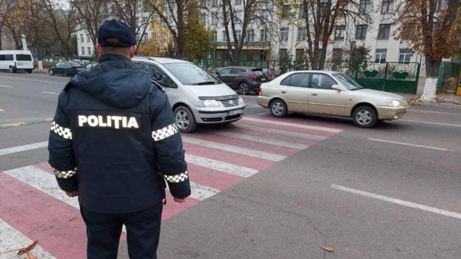 Atenție părinți! Copiii trebuie să traverseze strada în locurile permise! Recomandările polițiștilor