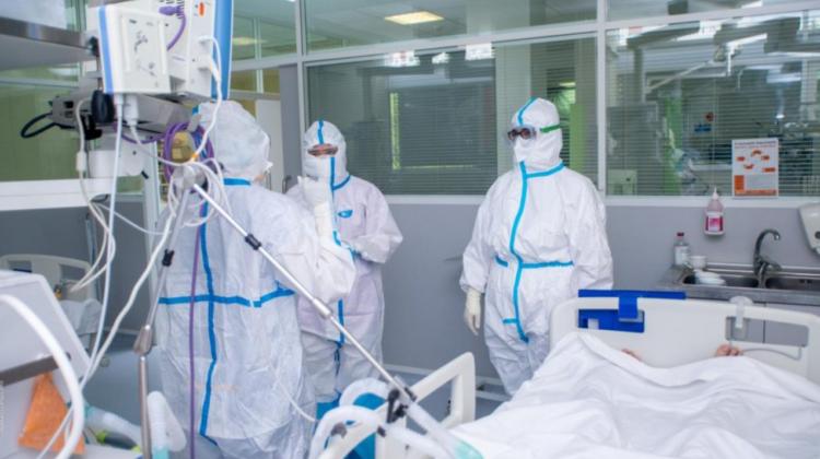 Chișinău rămâne în alertă de COD ROȘU. Insuficiență de paturi la terapie intensivă în spitalele din Capitală