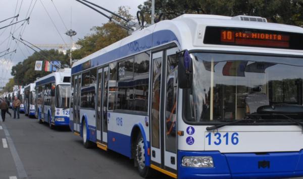 IMPORTANT! Liniile de transport public care traversează PMAN vor fi redirecționate. Cât timp