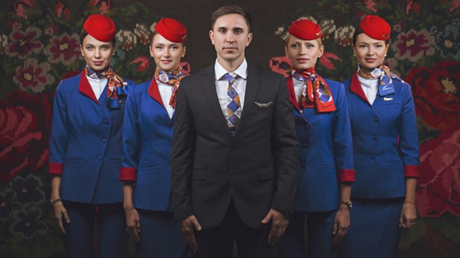 GALERIE FOTO Echipajele Air Moldova au de astăzi uniforme noi! Ce vor purta în premieră însoțitorii de bord