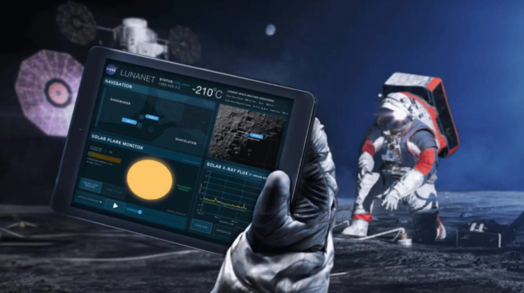 NASA a declarat că analizează posibilitatea construirii unei rețele de Wi-Fi pe Lună. Când